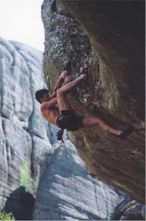 Sports in Meteora, climbing