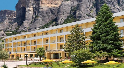 Hotels in Kalampaka - Meteora at Greece